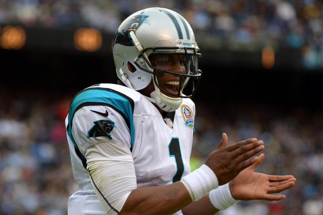 Does Cam Newton Have Enough Weapons to Succeed?