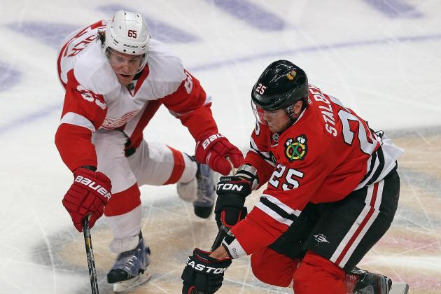 Viktor Stalberg Returns, Looking for Mismatches in Red Wings' Defense