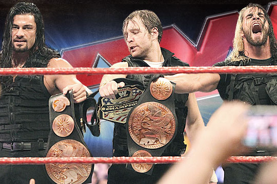 Dean Ambrose Is Bigger Than the Shield in WWE