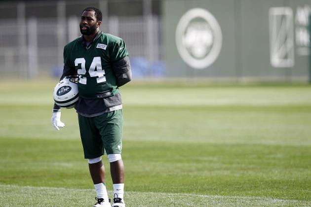Darrelle Revis: 'I'll Be Fine' When I Play for Buccaneers