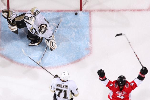 Breaking Down Penguins' Overtime Collapse