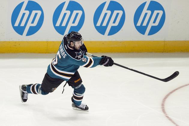 San Jose Sharks Might Get Back Defenseman Jason Demers for Game 4