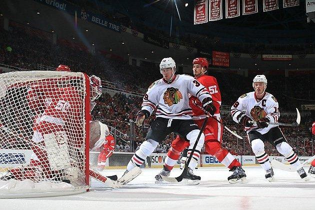 Why the Chicago Blackhawks Have Owned Joe Louis Arena