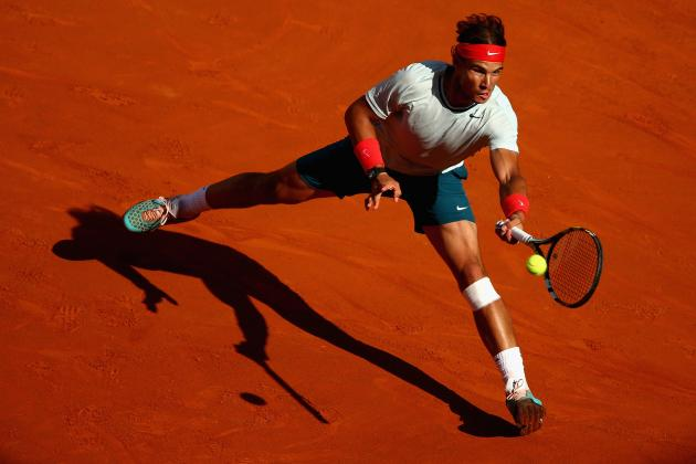 Rafael Nadal's No. 4 Seed Will Make for Intriguing 2013 French Open