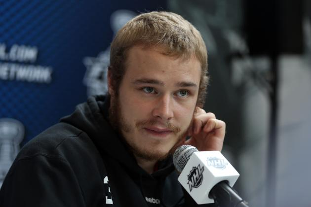 Dustin Brown – 'We Don't Need Extra Motivation'