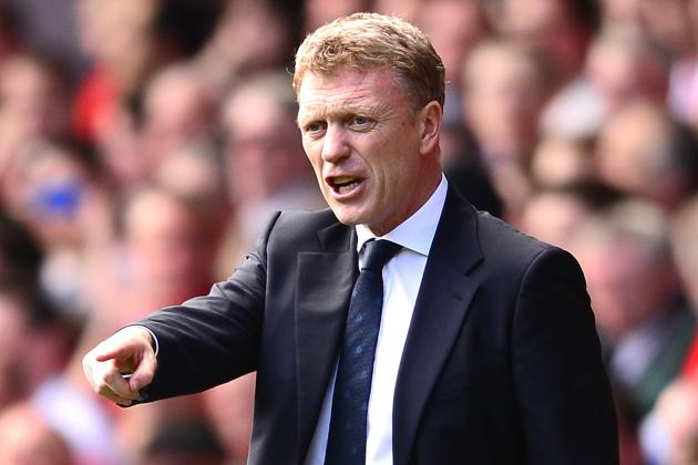 Manchester United: David Moyes Meets New Team While Still Working for Everton