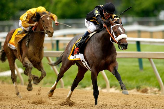 Preakness Stakes 2013: Oxbow's Torrid Pace Won't Work at Belmont