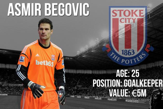 Asmir Begovic: Summer Transfer Window Profile and Scouting Report