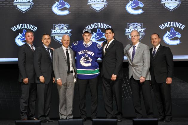 Evaluating Experts' Mock Drafts for Vancouver Canucks