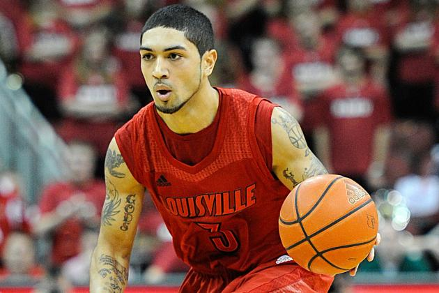 Peyton Siva Picked by Detroit Pistons: Pro Player Comparison