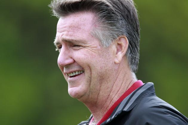 Bruce Allen on RG3: 'It's Too Early to Tell Right Now'