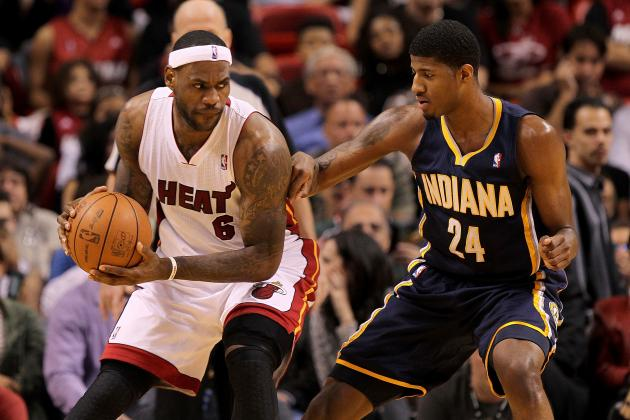 NBA Playoffs 2013: Previewing Biggest Matchups for Heat vs. Pacers