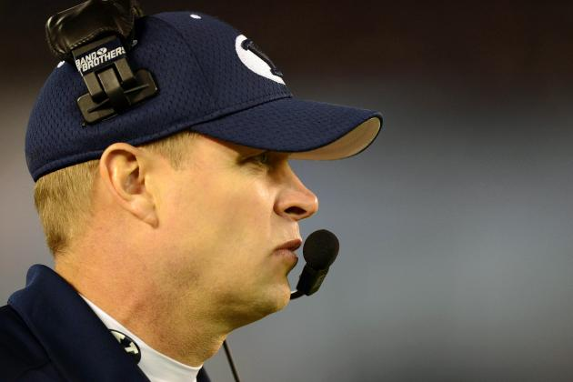 BYU Football: Coach Mendenhall's Biggest Challenges for the Cougars in 2013