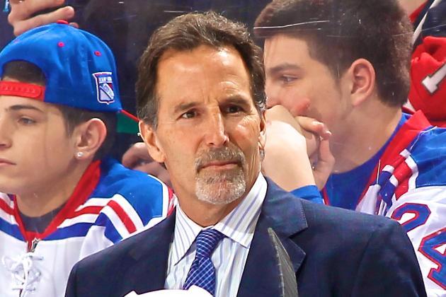 Is New York Rangers Coach John Tortorella Still on the Hot Seat?