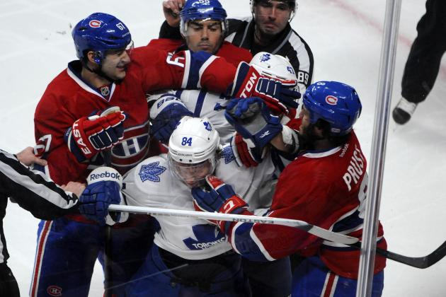 Grabovski Now Admits He Bit Pacioretty