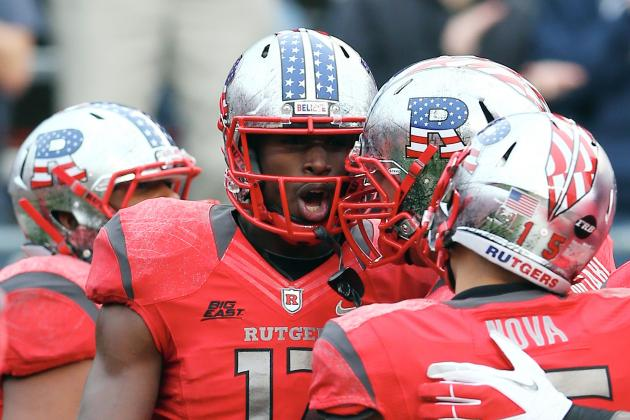 Rutgers' Season Opener vs. Fresno State Has Late-Night Kickoff