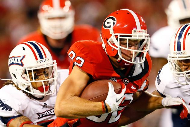 Georgia Bulldogs Michael Bennett Nearly to End of ACL Recovery