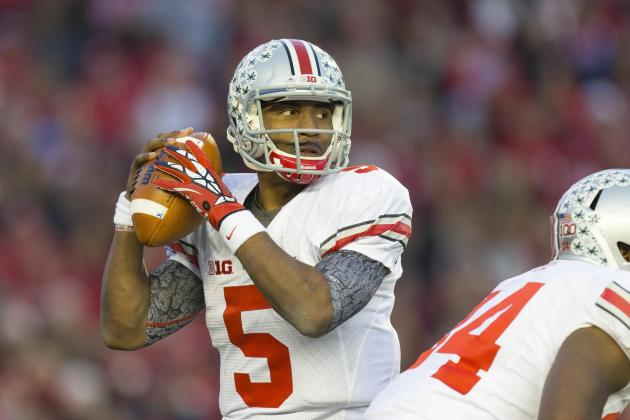 Ohio State Football: Comparing Braxton Miller to Troy Smith