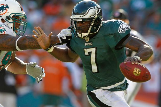 Michael Vick: Chip Kelly Taught Me How to Hold Football