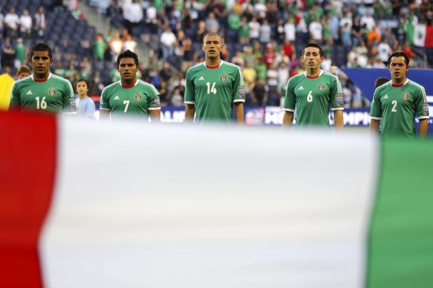 Mexico: Heart of a Champion Is El Tri's New Anthem