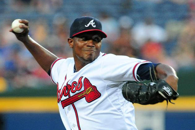 Three Cuts: Rookie Teheran's Gem Paces Braves' 5-1 Win