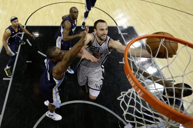 Memphis Grizzlies vs. San Antonio Spurs: Game 2 Preview and Predictions