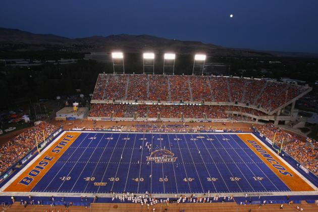 City May OK Alcohol at Some Boise State Football Tailgating