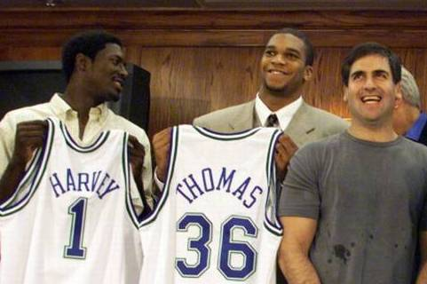 From Good to Bad to Sad, the Dallas Mavericks Last Five Lottery Picks