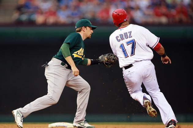 Colon Corrals Rangers as A's Ease to Victory
