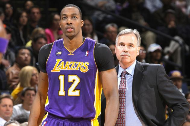 Dwight Howard Reportedly Complained About Mike D'Antoni in Exit Interview