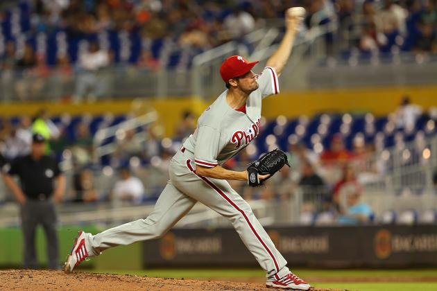 Cole Hamels Looks Strong, but Phillies Fall to Marlins, 5-1
