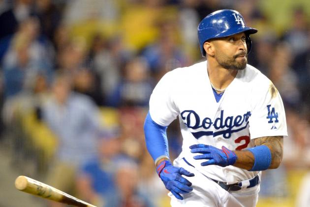 Matt Kemp to Donate $1000 Per Home Run to Victims of Oklahoma Tornadoes