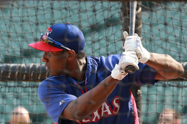 Where Does Profar Fit with Texas? That's What He's Here to Find out