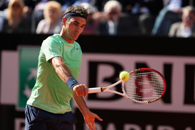 Roger Federer's Recent Inconsistencies Won't Affect French Open Chances