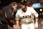 Giants' SP Vogelsong Suffers Fractured Hand
