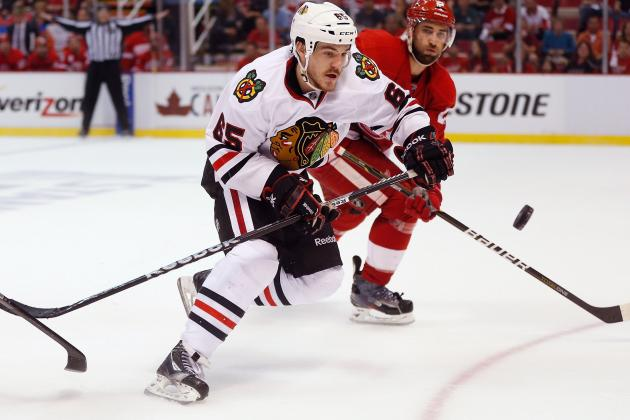 Blackhawks Drop Game 3, Fall Behind in Series