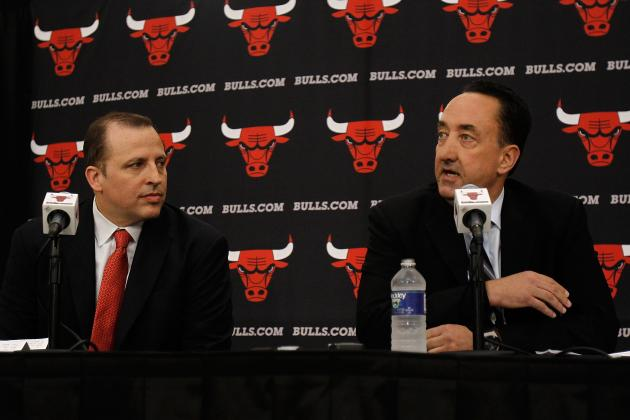 Analyzing the Chicago Bulls' 2013 NBA Draft Needs