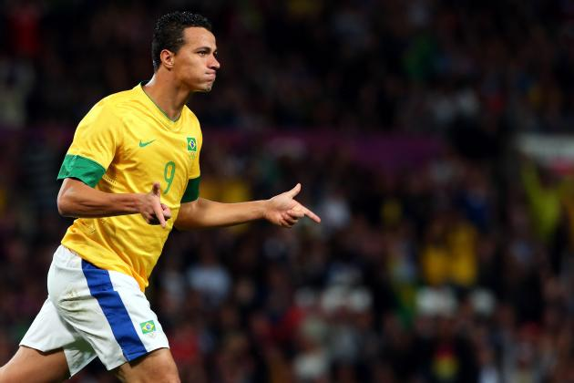 Leandro Damiao: Why Tottenham Would Be a Smart Summer Move for Brazil Striker