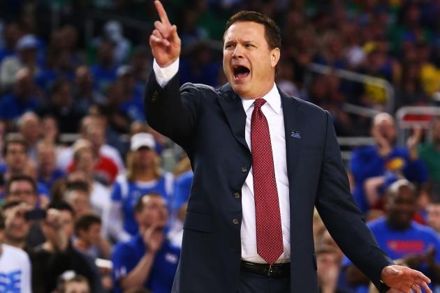 Kansas Basketball Recruiting: KU's Bill Self Is College Hoops Wizard of Oz