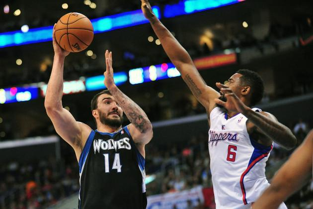 Timberwolves' Offseason Hinges on Re-Signing Nikola Pekovic