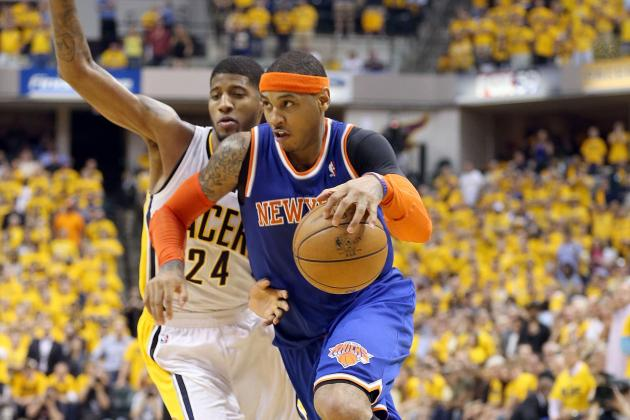 Can NY Knicks Win a Title with Carmelo Anthony as Their Best Player?