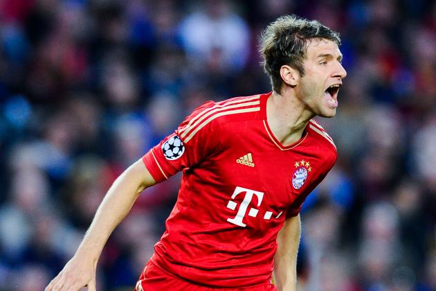 Why Thomas Mueller Will Be Key to Bayern Munich's Chances Against Dortmund