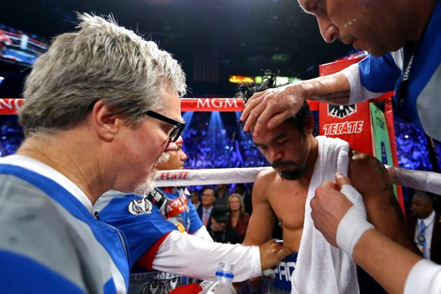 Should Manny Pacquiao Retire If He Loses to Brandon Rios?