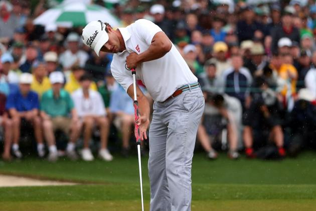 Anchored Putting Ban Starts in 2016