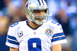 Romo Out at Least 3 Weeks After Back Surgery