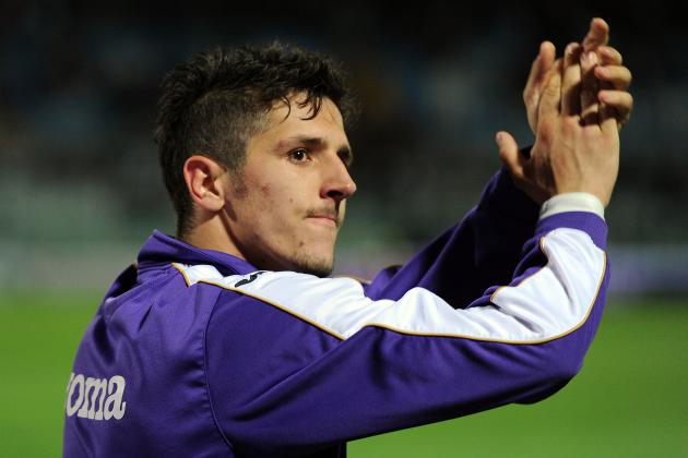 Arsene Wenger Still Keen on Stevan Jovetic but Not at £30m Asking Price