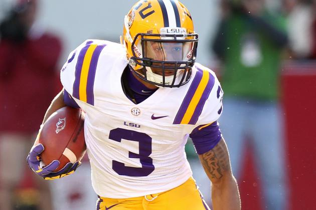 Where LSU's Wide Receivers Need to Improve to Help QB Zach Mettenberger
