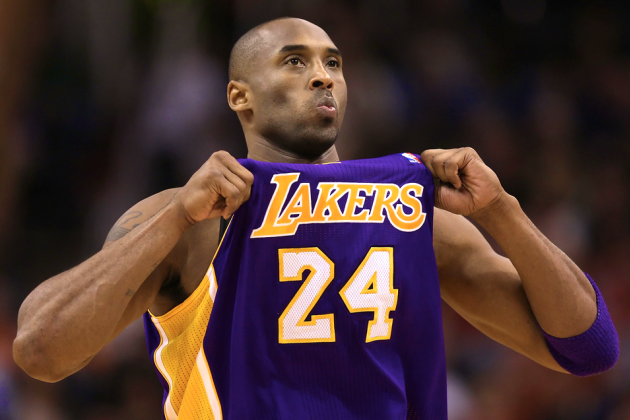 Kobe Bryant Tweets About Lakers Offseason, Wants Dwight Howard, Pau Gasol in LA