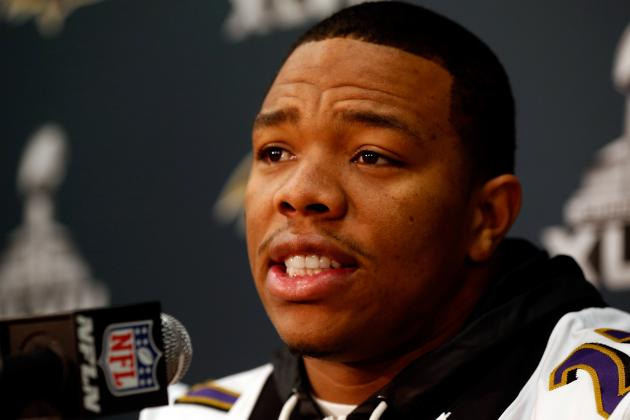 NFL Star Ray Rice Burglarized; Thief Jacks Guns, Cash
