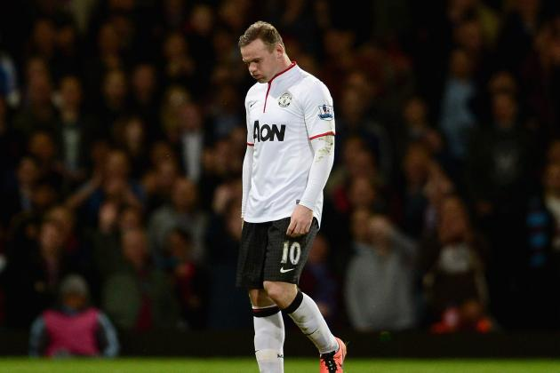 Wayne Rooney: Where Would Manchester United Striker Fit in at Chelsea?